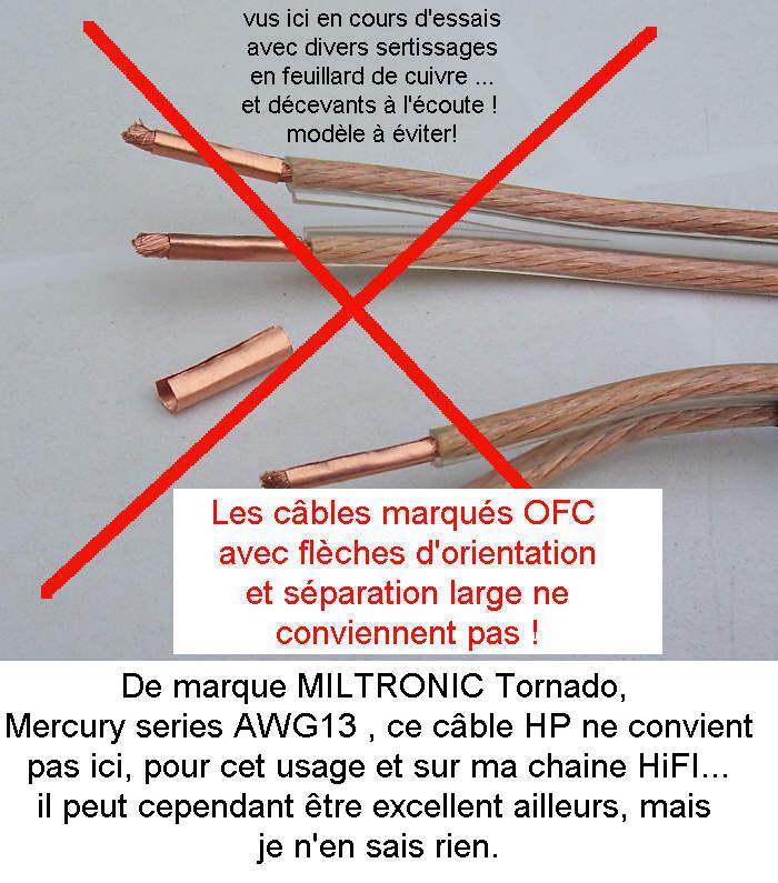 Cables Audiophiles Pour Enceintes Acoustiques Hifi 2